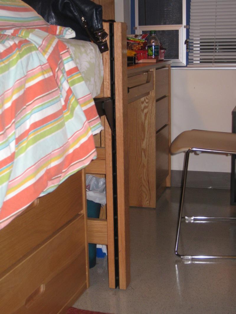 dorm desk hutch plans