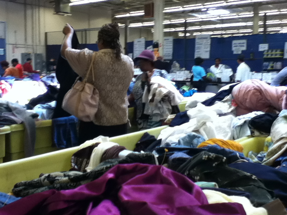 Thrift Store Dig For  Hours Hungry Thirsty Except Shoes